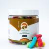 Tsunami Premium 1000MG Isolate CBD Gummies - 100 Count - Sour Neon Worms