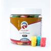 Tsunami Premium 1000MG Isolate CBD Gummies - 100 Count - Sour Neon Bears
