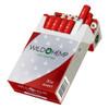 Wild Hemp 75MG Hempettes Pre-Rolled CBD Cigarette - Display of 10 Packs - Sweet
