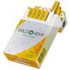 Wild Hemp 75MG Hempettes Pre-Rolled CBD Cigarette - Display of 10 Packs - Pineapple Blaze