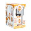 Activ-8 50MG Delta 8 Hemp Syrup With 2 x Cups 4 fl oz - Orange