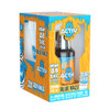 Activ-8 50MG Delta 8 Hemp Syrup With 2 x Cups 4 fl oz - Blue Razz