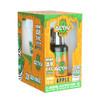 Activ-8 50MG Delta 8 Hemp Syrup With 2 x Cups 4 fl oz - Apple