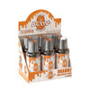 Activ-8 50MG Delta 8 Hemp Syrup 4 fl oz - Display of 6 - Orange