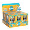 Activ-8 50MG Delta 8 Hemp Syrup With 2 x Cups 4 fl oz - Display of 6 - Blue Razz