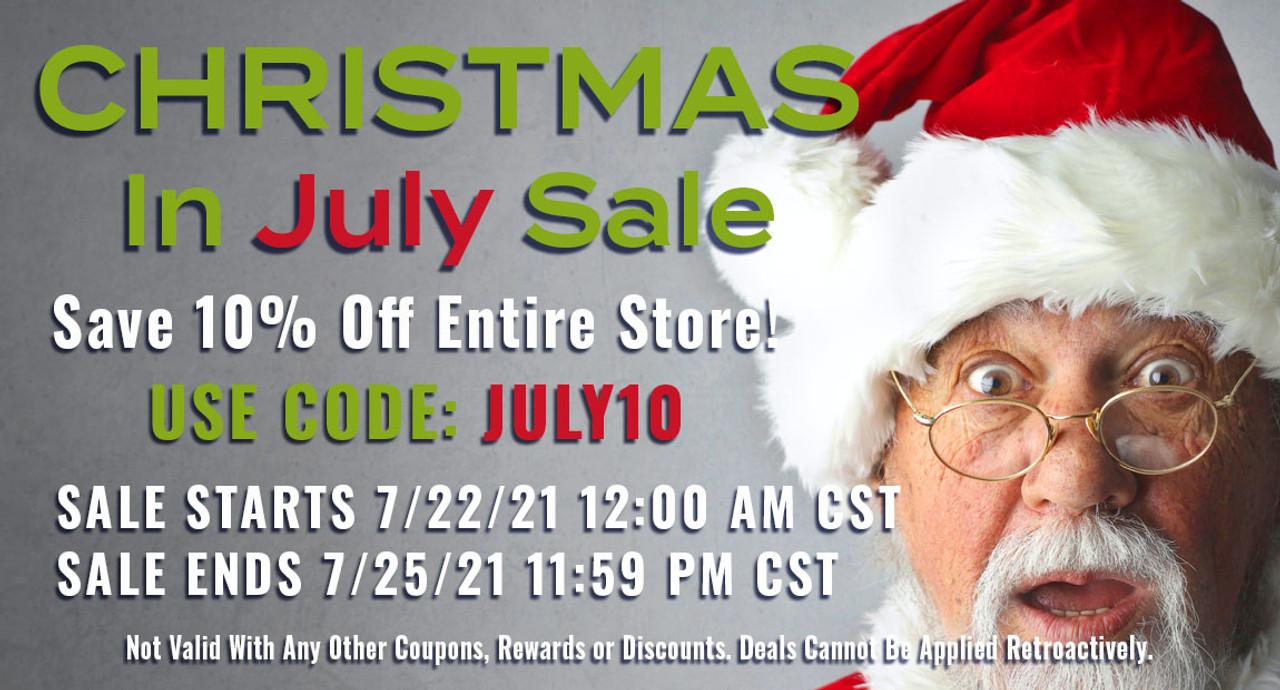CBDtoStore 2021 Christmas In July Sale