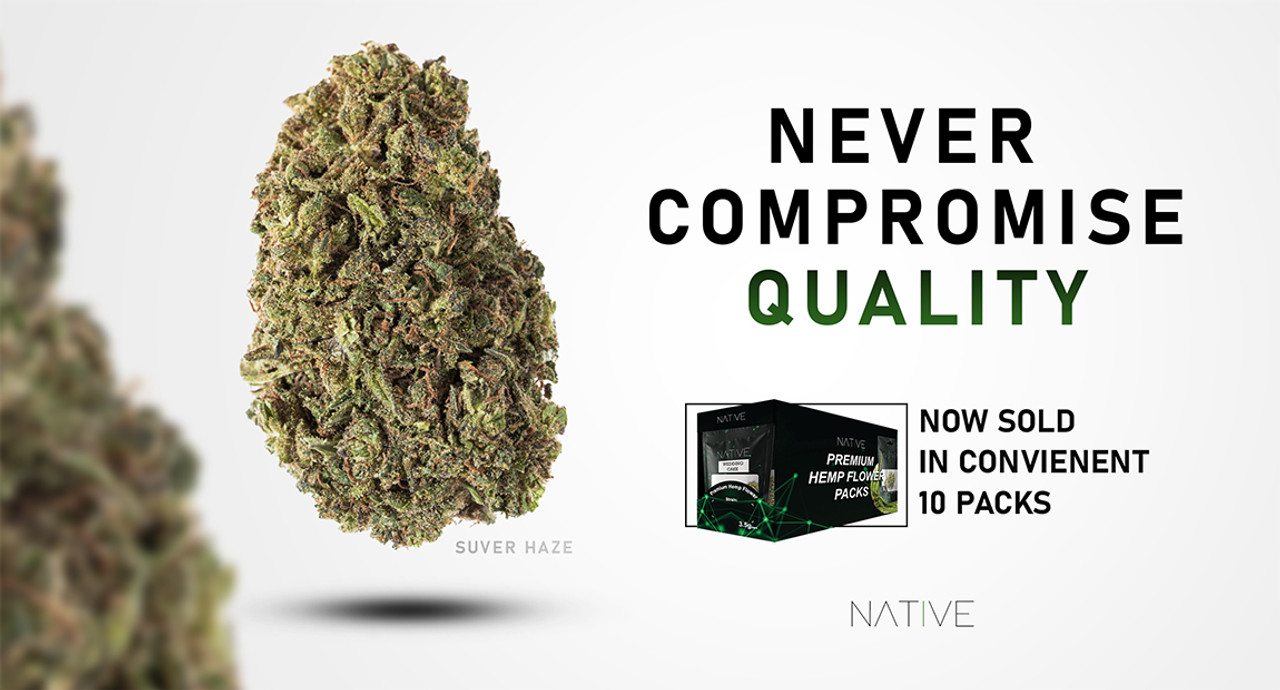 Native Hemp CBD Flower