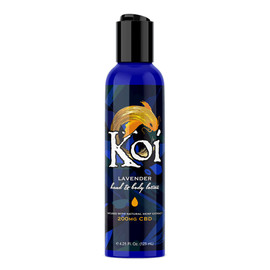 Koi Lavender CBD Lotion 125ML 200mg