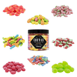 CBD R US 1000mg CBD Gummies