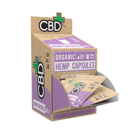 200mg Full Spectrum Organic Hemp Capsules