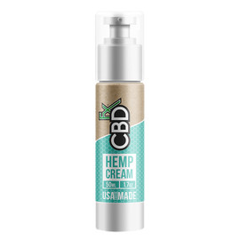 CBDfx 150mg Full Spectrum CBD Hemp Cream 50ML