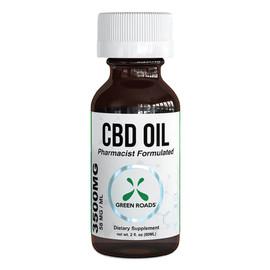 Green Roads 3500mg CBD Oil 60ML - Single Bottle