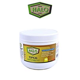 HALO 100mg Topical Hemp Oil Ointment - 4oz