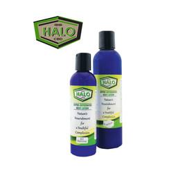 HALO 200mg Hyper-Oxygenated CBD Body Lotion 4oz