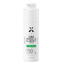 Green Roads 150mg CBD Muscle and Joint Cream