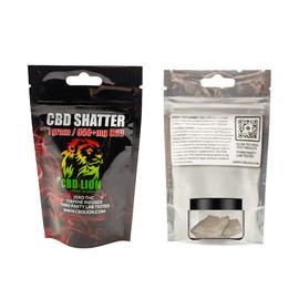 CBD Lion Shatter 1 gram