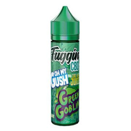 Fuggin CBD 1000mg CBD Isolate E-Liquid 60ML