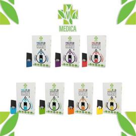 Medica Med Pods 500mg Organic CBD Pods - Single Pod
