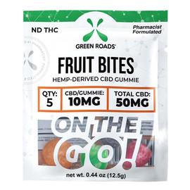 Green Roads 50mg CBD Gummies
