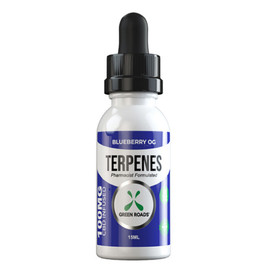 Green Roads 300mg CBD Terpenes Blueberry OG Oil 15ML