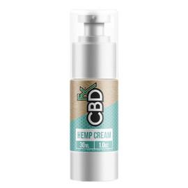 CBDfx 100mg Full Spectrum CBD Hemp Cream 30ML