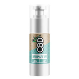 CBDfx 100mg Full Spectrum CBD Hemp Cream 30ML