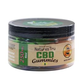Natures Tru 250mg CBD Gummies