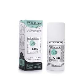 Pachamama 850mg Broad Spectrum CBD Pain Cream 3.4oz
