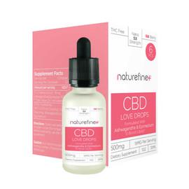 Naturefine+ 500mg CBD Tincture 30ML - Pack Of 6
