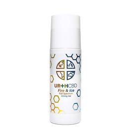 Urth CBD 600mg Fire And Ice Full Spectrum Topical Cream 3oz