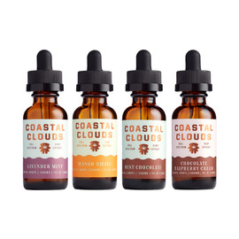 Coastal Clouds 1500mg Full Spectrum CBD Oil Drops Tincture 30ML