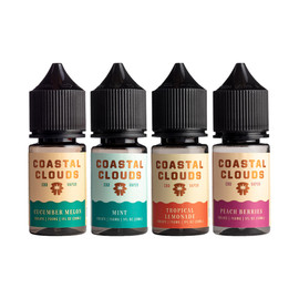 Coastal Clouds 750mg CBD Isolate E-Liquid 30ML