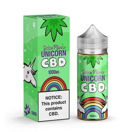 Unicorn CBD 1000mg CBD E-Liquid By Juice Man 100ML