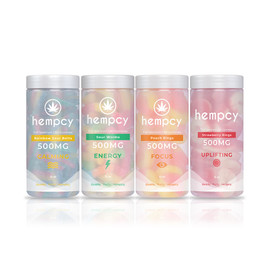 Hempcy 500mg Gummies