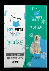 Joy Pets 25mg CBD Oil for Cats 30mL