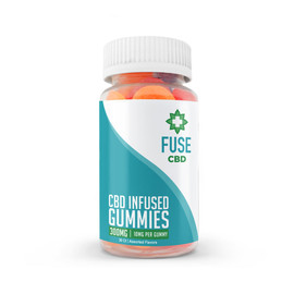 Fuse CBD 300mg Infused Gummies 30ct