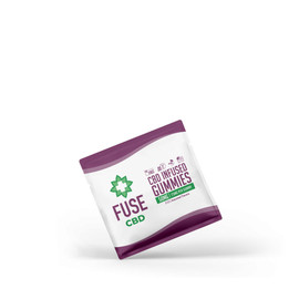 Fuse CBD 50mg Infused Gummies 2ct