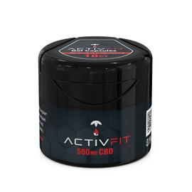 ActivFit 500mg CBD Gel Capsules - 10ct