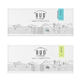 Bud 1200mg CBD Hempcigs CBD Cigarettes By Lifted Living - 30 Cartons