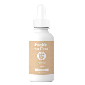 Bumble CBD 1500mg Unflavored Broad Spectrum Tincture 30ML