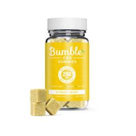 Bumble CBD 250mg CBD Infused Gummies 10pcs - Citrus Twist