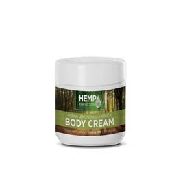 Hemp Perfection CBD 500mg Body Cream 2oz - Easing Lemon Grass and Arnica