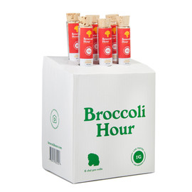 Broccoli Hour CBD Filled Pre-Rolls - 1 Gram - Pack of 6 - Cherry Blossom