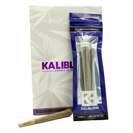 Kali Bloom Grand Daddy Grape 1 Gram All Flower CBD Pre-Rolls
