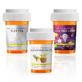 Lit Pharma Premium CBD Flower 3.5 Gram Jar