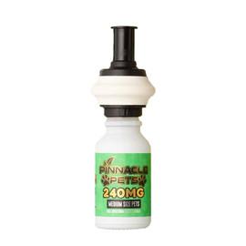 Pinnacle Hemp 240MG Full Spectrum CBD Hemp Extract For Medium Pets