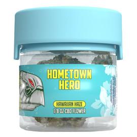 Hometown Hero CBD Flower 3.5 Gram Jar - Hawaiian Haze