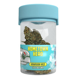 Hometown Hero CBD Flower 7 Gram Jar - Hawaiian Haze