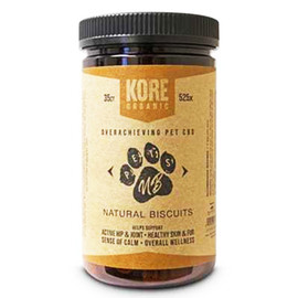 Kore Organic 525MG Isolate CBD Pet Biscuits Large 35 Count - Natural Biscuits