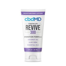 cbdMD 300MG Revive CBD Infused Moisturing Lotion - 60ML